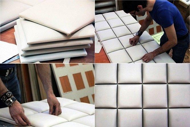 Фото как сделать стены с панелей