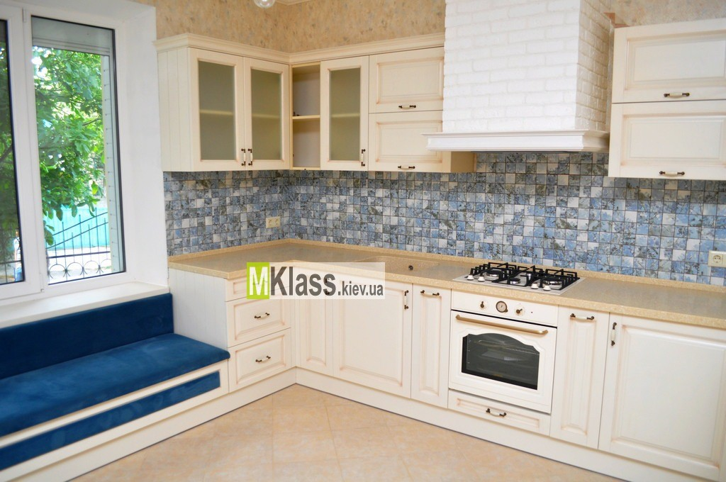 15 1 - Кухня с каменной столешницей