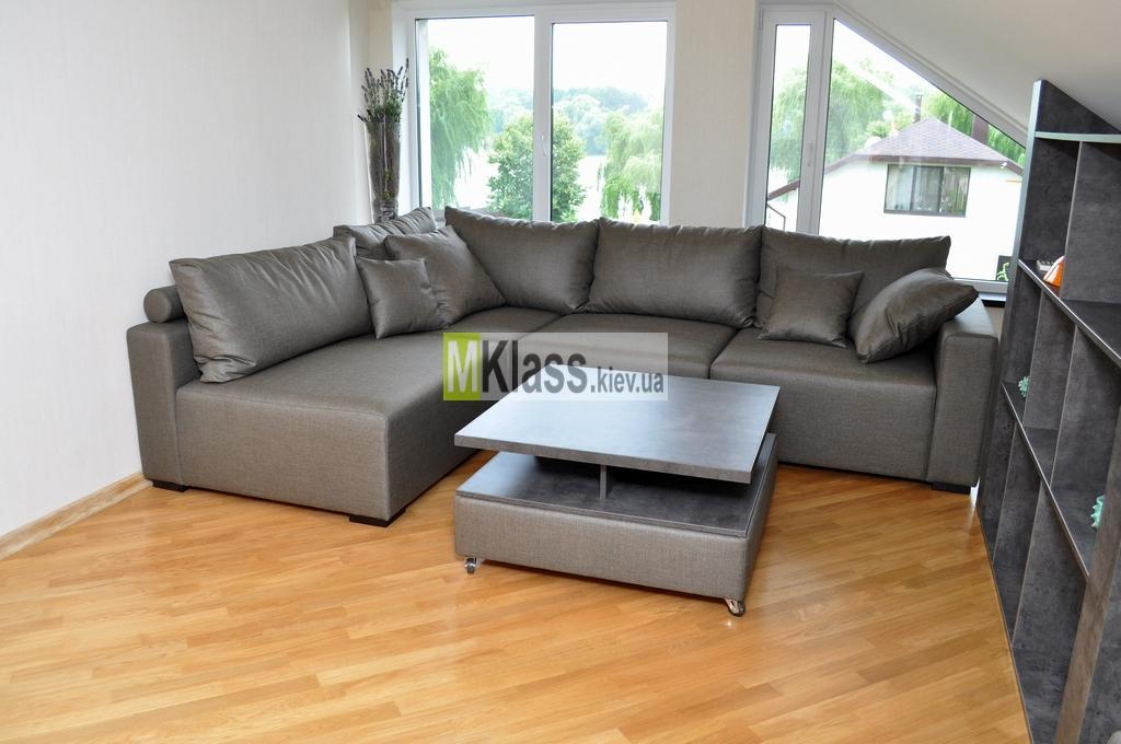 5 - Серая мебель на заказ от М-Класс