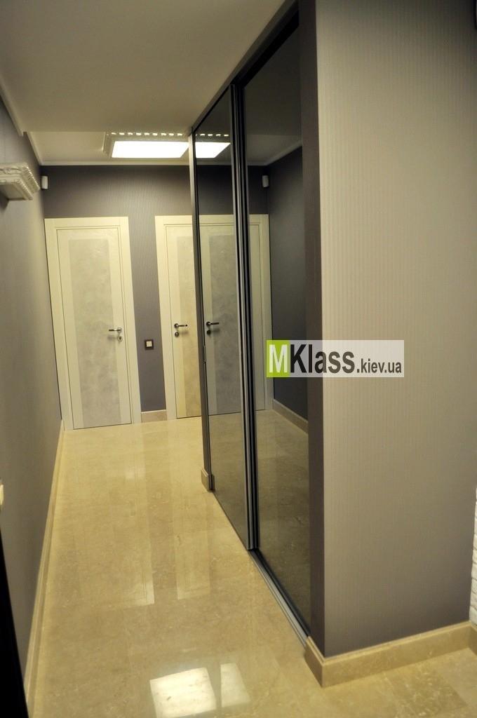8ур3 - Серая мебель на заказ от М-Класс
