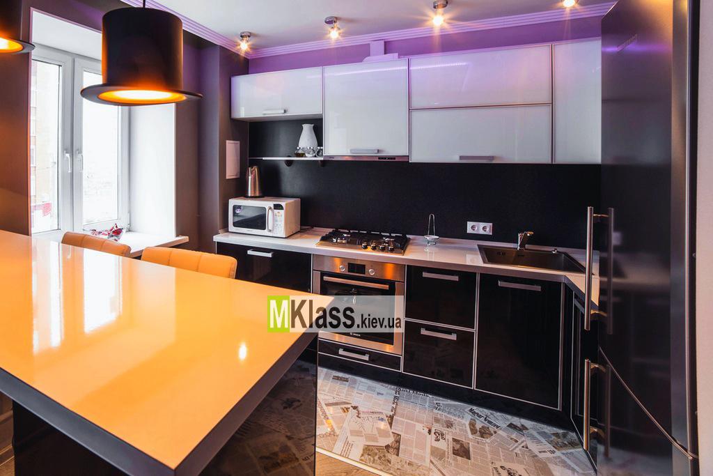 1712 - Кухня на заказ в Киеве