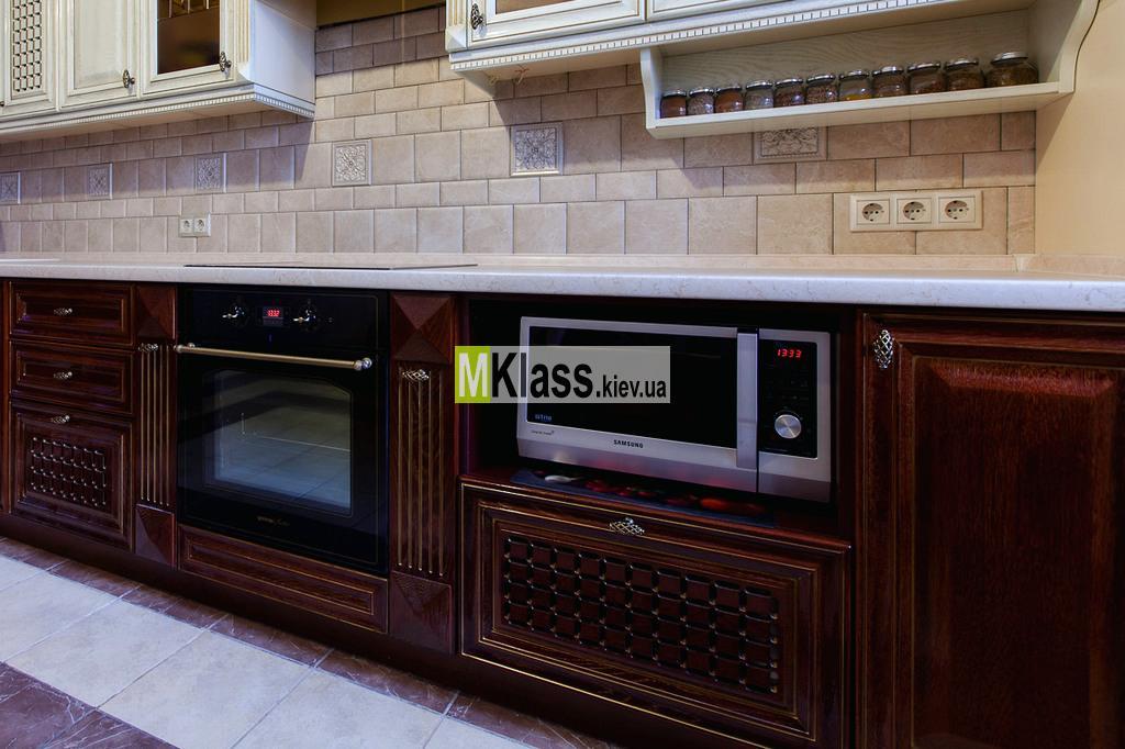 2608 - Кухня на заказ в Киеве
