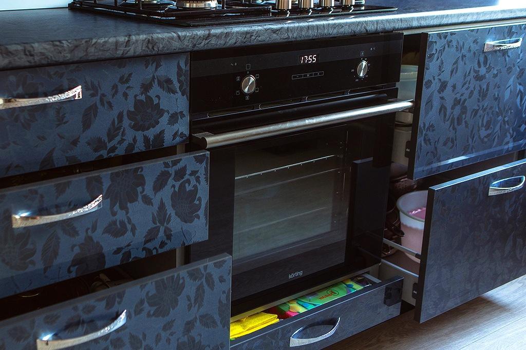 2906 - Кухня на заказ в Киеве