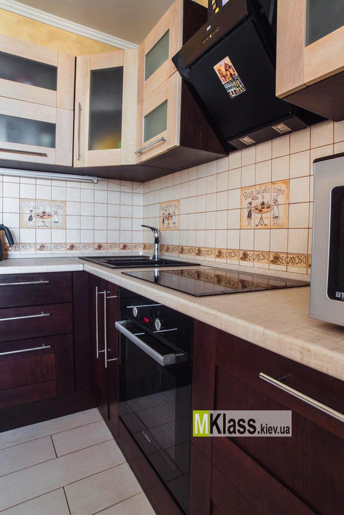 3204 - Кухня на заказ в Киеве