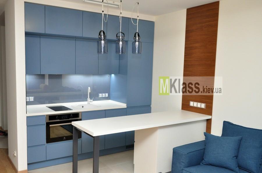 кух 1 - Правильная расстановка мебели в однокомнатной квартире