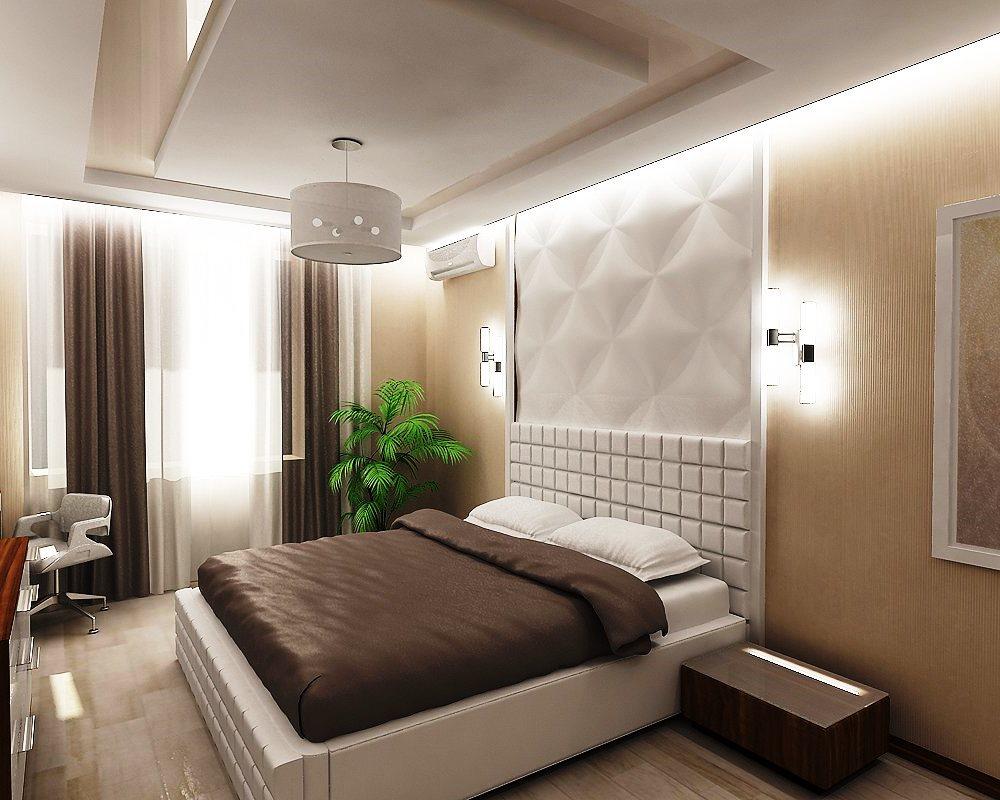 маленькой спальни в частном доме фото 4825 1000 800 - Дизайн спальни