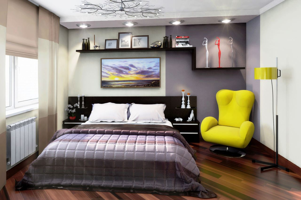 спальни - Дизайн спальни