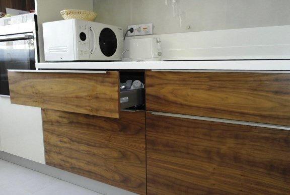 Мебель из шпона на заказ Киев