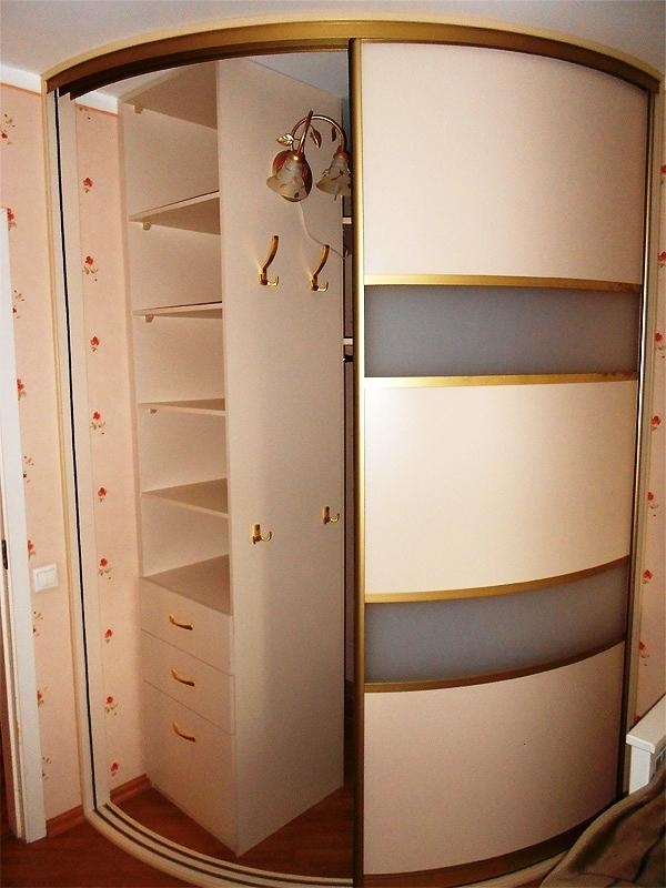 0fc65052334b - Радиусный шкаф купе