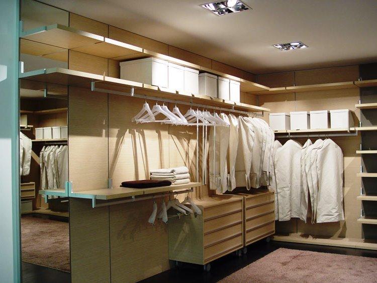 115 - Гардеробная комната на заказ