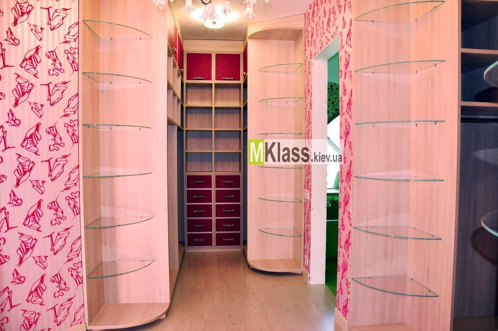 24гардер2 - Мебель в розовом цвете на заказ