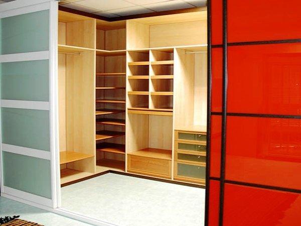 gk7 - Гардеробная комната на заказ