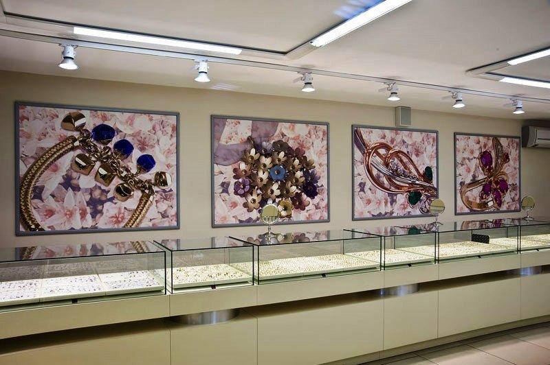 ekskluz 5 - Торговое оборудование и витрины для магазинов