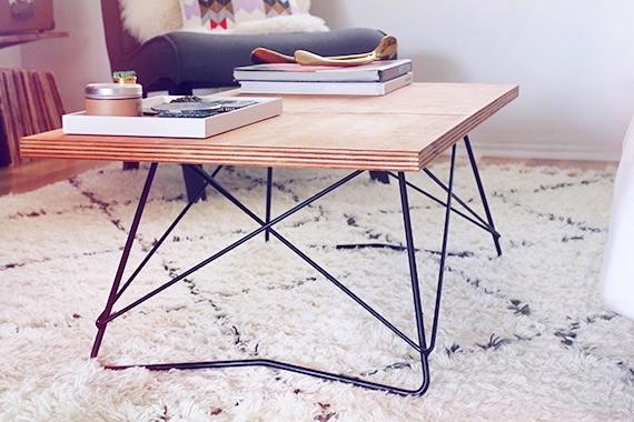 2 1 - Мебель из фанеры на заказ Киев