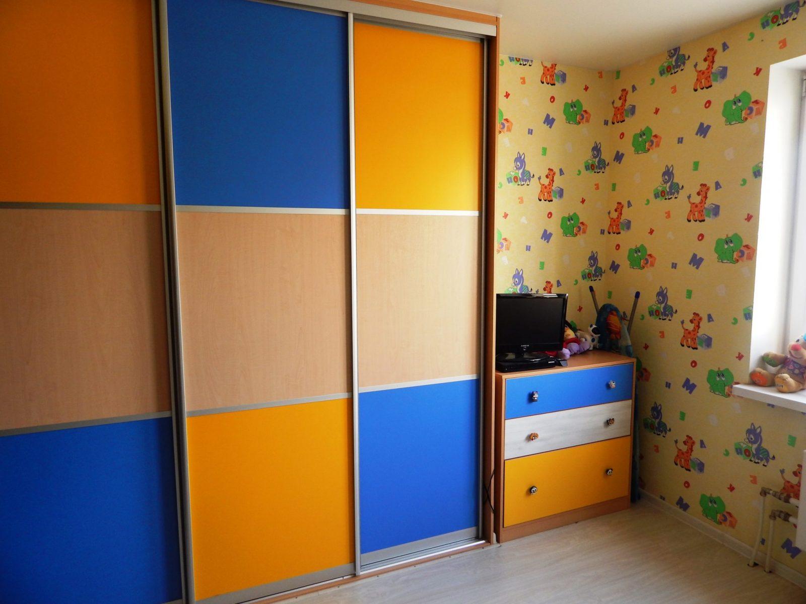 41 2 - Правильная расстановка мебели в детской комнате