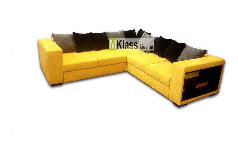 Мебель в желтом цвете на заказ Киев