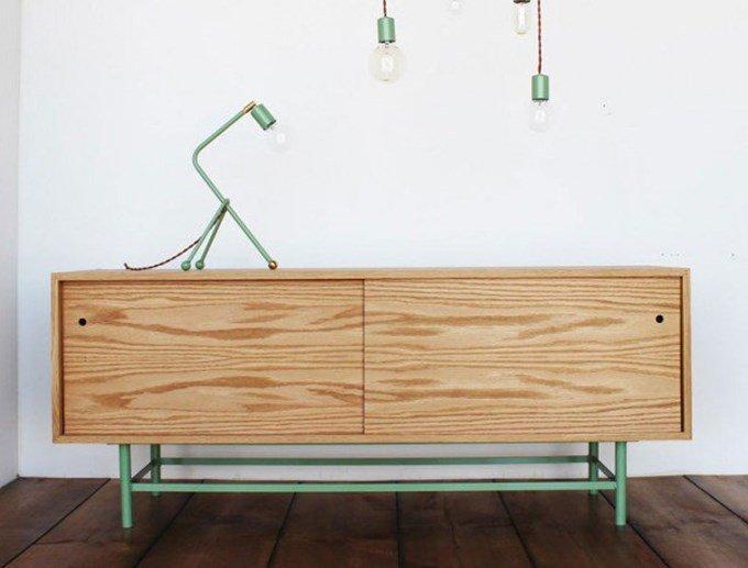 Мебель из фанеры на заказ Киев