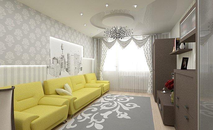 Screenshot 6 1 - Мебель в желтом цвете на заказ Киев