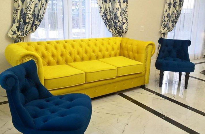 Screenshot 9 1 - Мебель в желтом цвете на заказ Киев