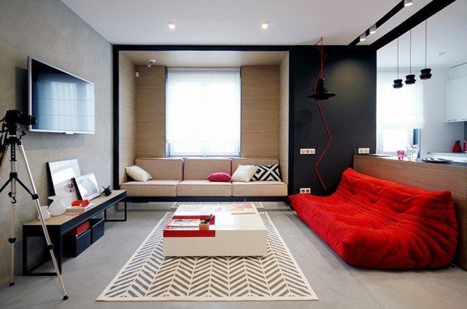 Screenshot 11 1 - Мебель в красном цвете на заказ