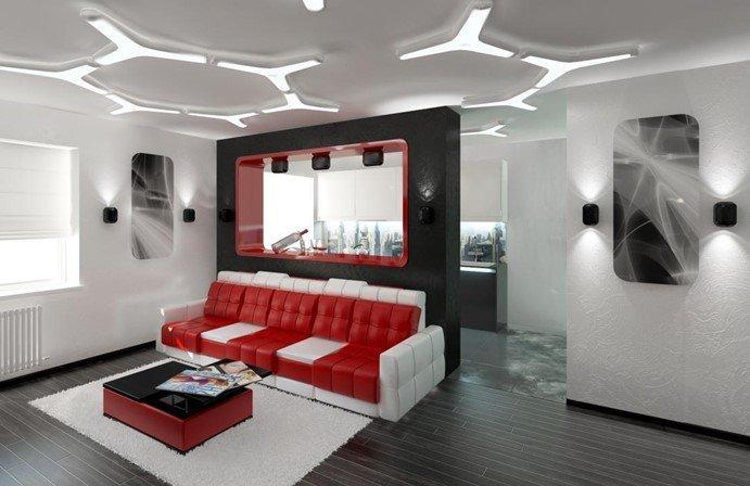 Screenshot 12 1 - Мебель в красном цвете на заказ