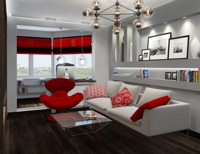 Screenshot 13 1 - Мебель в красном цвете на заказ
