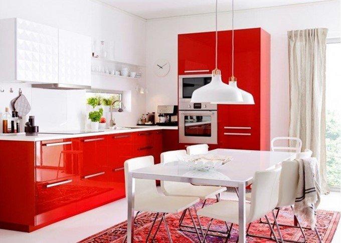 Screenshot 17 1 - Мебель в красном цвете на заказ