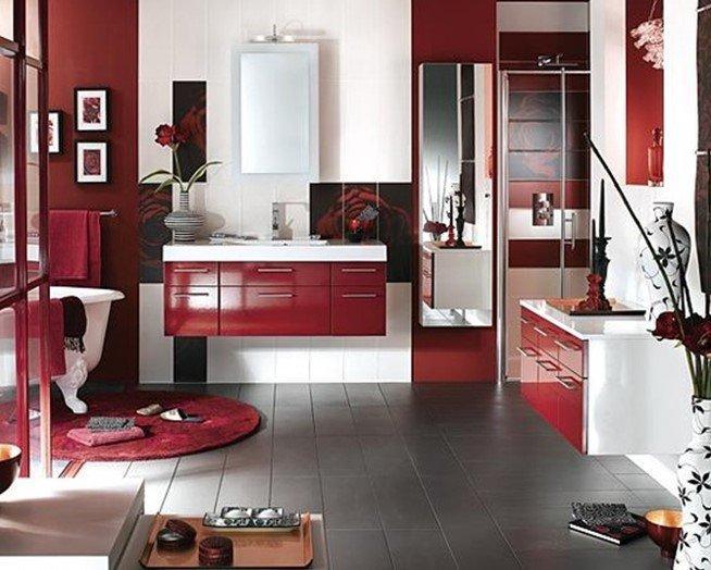 Screenshot 19 - Мебель в красном цвете на заказ