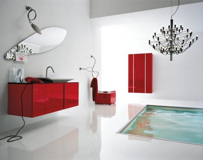 Screenshot 21 - Мебель в красном цвете на заказ