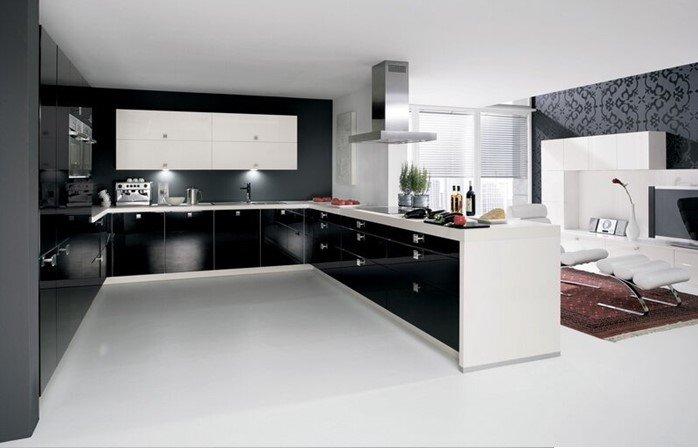 Screenshot 5 - Мебель в черно-белых цветах