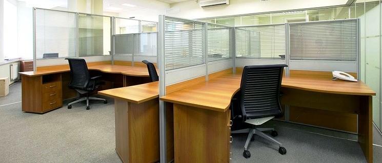 optima plus - Мобильные офисные перегородки