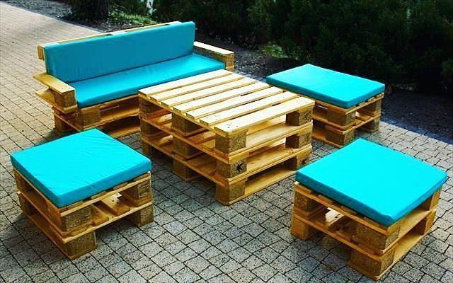 Мебель из Поддонов на заказ Киев