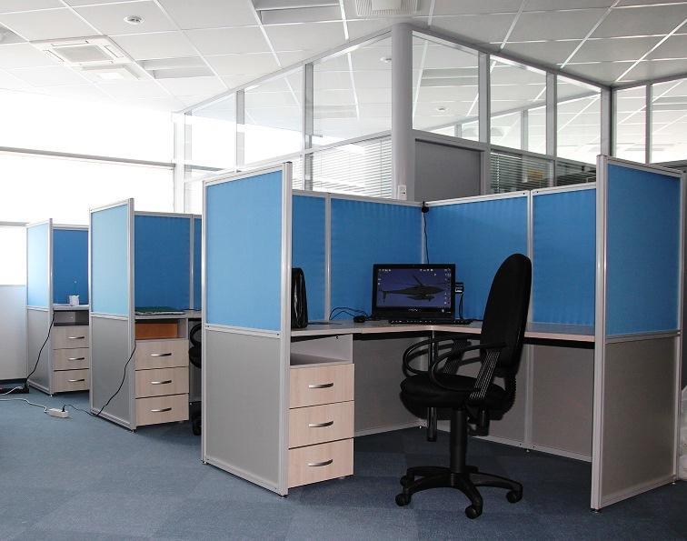 Mob peregorodki 5 - Мобильные офисные перегородки
