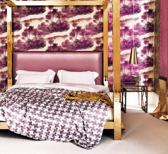 Screenshot 10 - Мебель в фиолетовом цвете