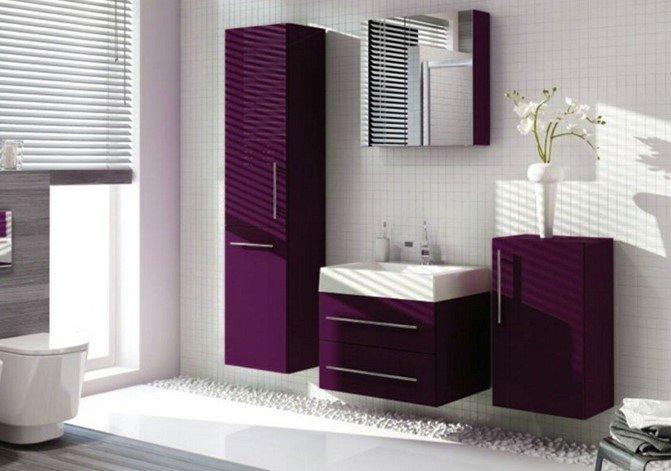 Screenshot 20 - Мебель в фиолетовом цвете