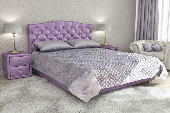 Screenshot 5 - Мебель в фиолетовом цвете
