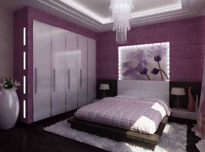 Screenshot 8 - Мебель в фиолетовом цвете