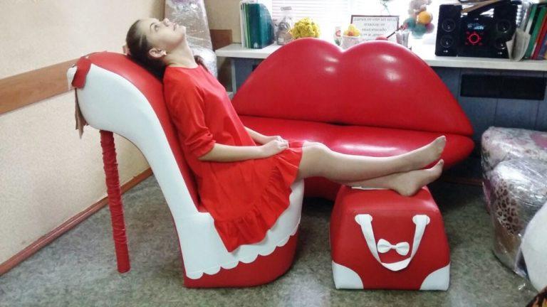 Креативная мебель на Заказ