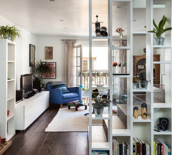 Screenshot 7 - Правильная расстановка мебели в однокомнатной квартире