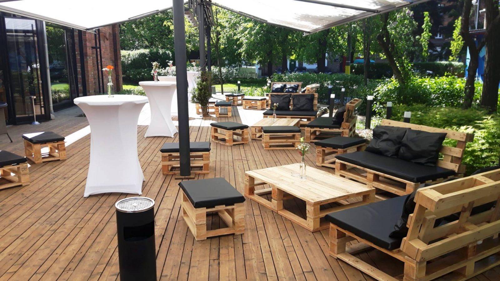 Wesele czas zacząć Meble z palet Pine Square td5ffh - Креативная мебель на Заказ