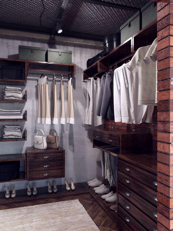 10 - Мебель в стиле ЛОФТ на заказ