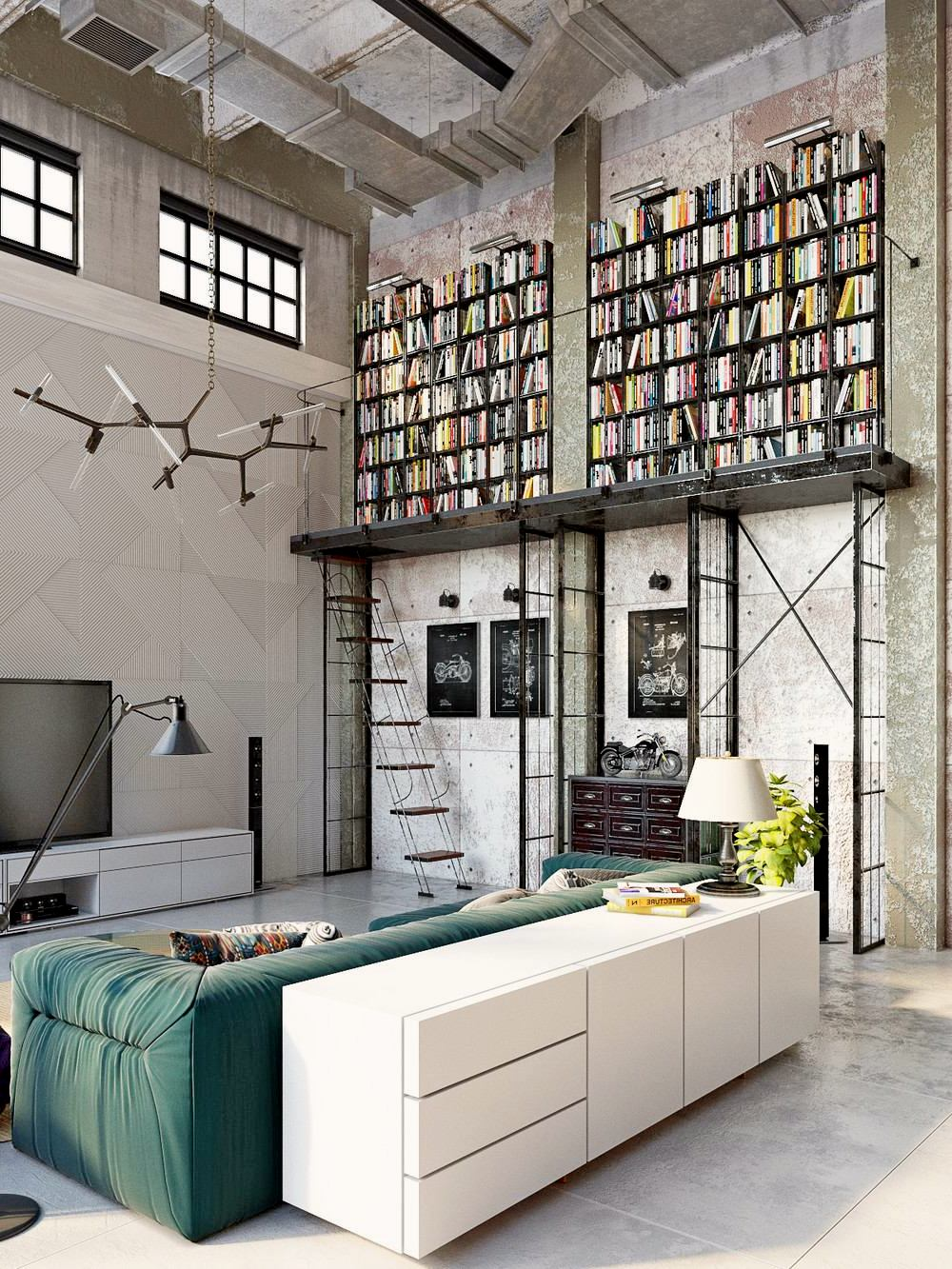11 - Мебель в стиле ЛОФТ на заказ
