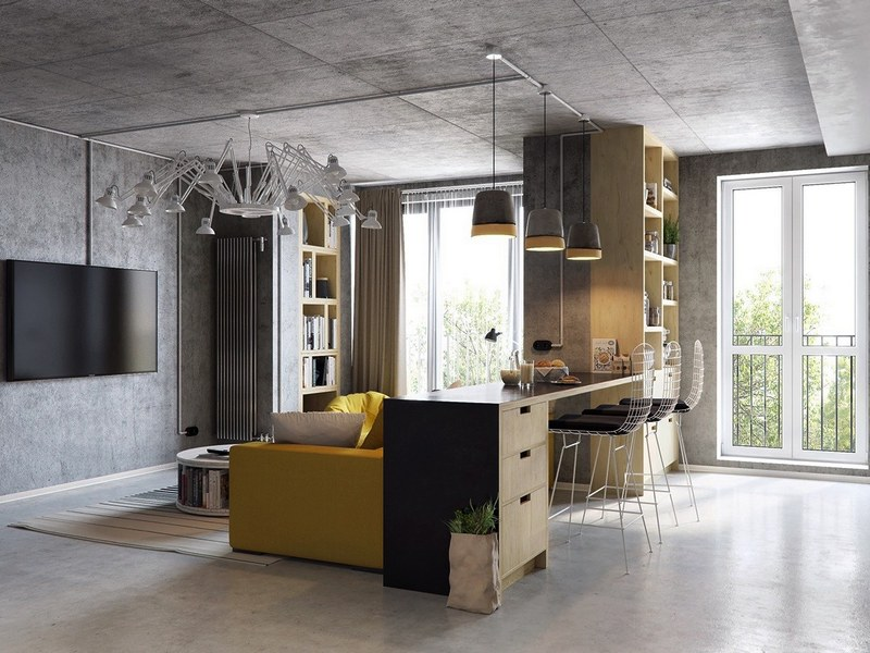 12 - Мебель в стиле ЛОФТ на заказ
