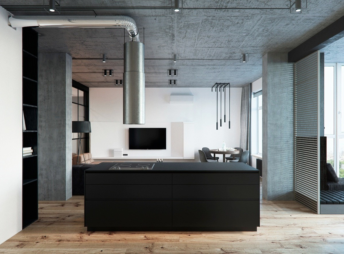13 - Мебель в стиле ЛОФТ на заказ