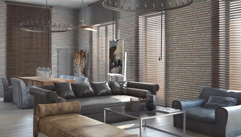 15 - Мебель в стиле ЛОФТ на заказ