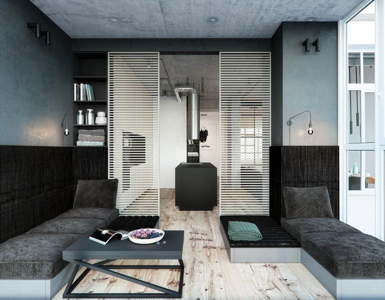 21 - Мебель в стиле ЛОФТ на заказ