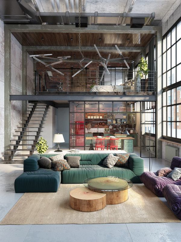 9 - Мебель в стиле ЛОФТ на заказ