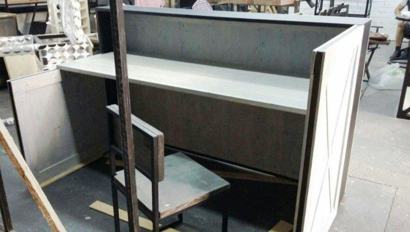 Screenshot 17 - Мебель в стиле ЛОФТ на заказ