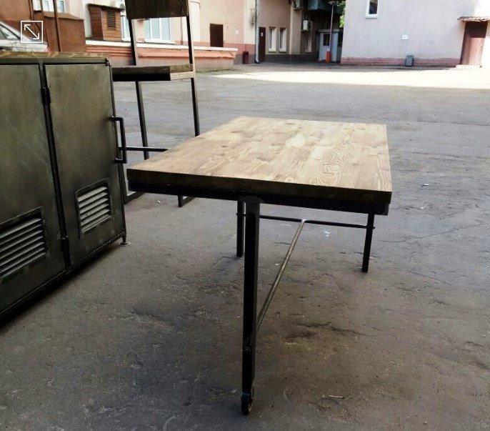 Screenshot 27 - Мебель в стиле ЛОФТ на заказ