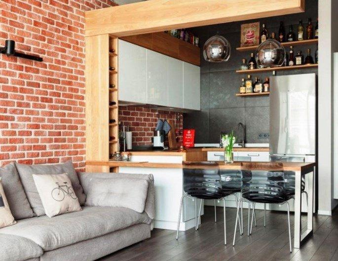 Screenshot 28 - Правильная расстановка мебели в однокомнатной квартире